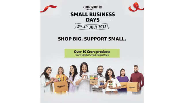 Amazon Small Business Days 2021: Shop from thousands of unique products by small businesses & support their entrepreneurial journey