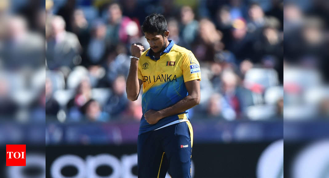 Five Sri Lanka players refuse tour contracts ahead of India series   Cricket News – Times of India