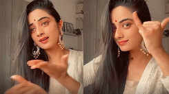 Watch: Namitha Pramod's graceful expressions to 'Sawaar Loon' song