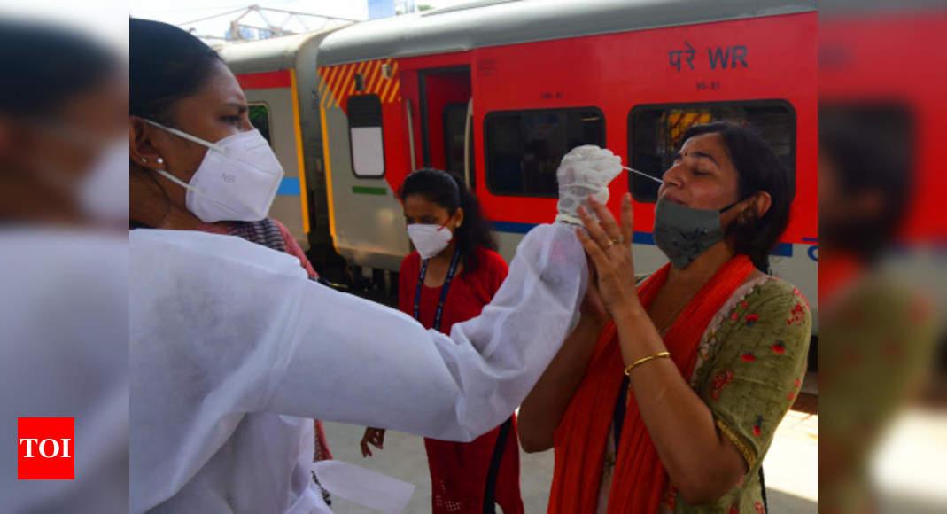Photo of LIVE Updates: CM Uddhav Thackeray inaugurates oxygen plants at five BMC hospitals