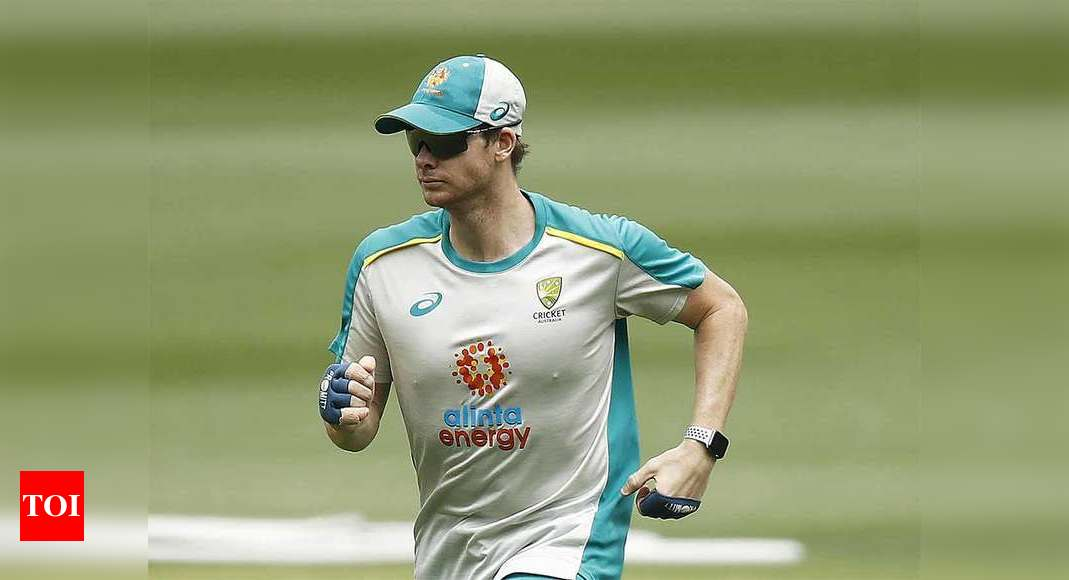 Injured Steve Smith ready to miss T20 World Cup to be fit for Ashes   Cricket News – Times of India