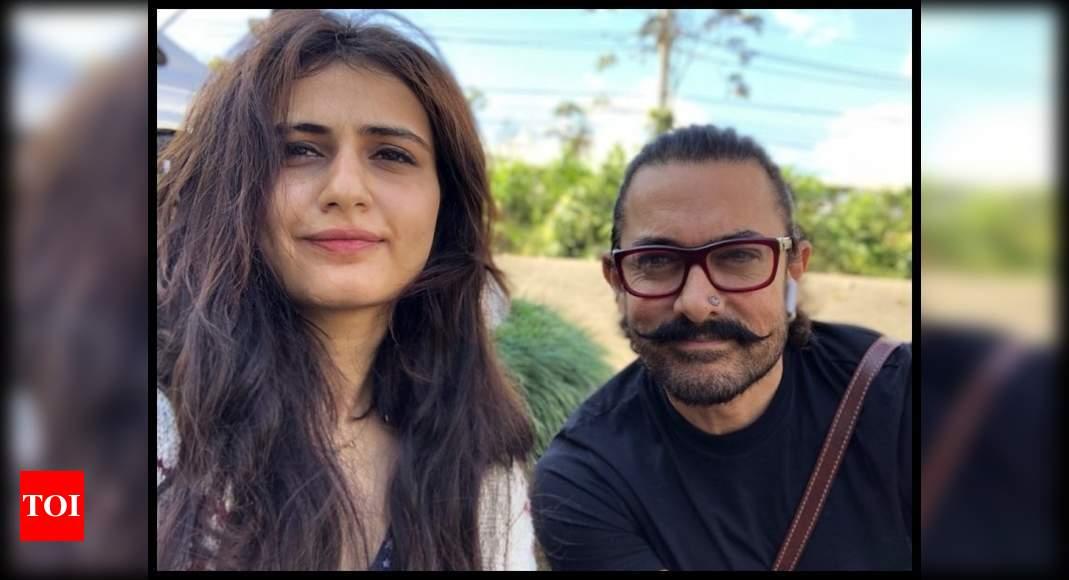 Back: When Fatima Sana Shaikh reacted to her rumors of an affair with Aamir Khan |  Hindi movie news