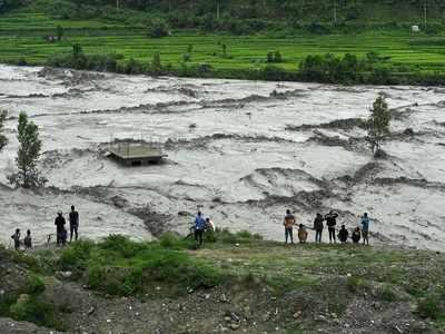 38 people killed in rain-triggered landslides in Nepal