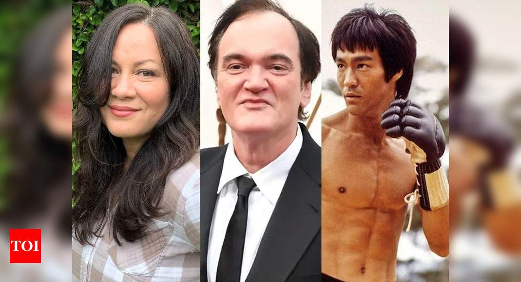 Bruce Lee's daughter slams Quentin Tarantino's portrayal of him 'as a dispensable stereotype' – Times of India