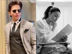 SRK asks Alia to sign him in her next venture