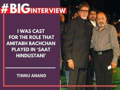 #BigInterview! Tinnu Anand on Saat Hindustani