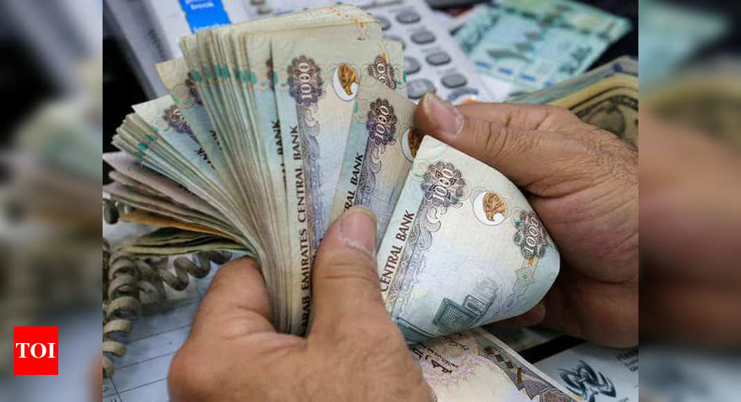 Indian man and his associates win 20 million dirham jackpot in UAE: Report – Times of India