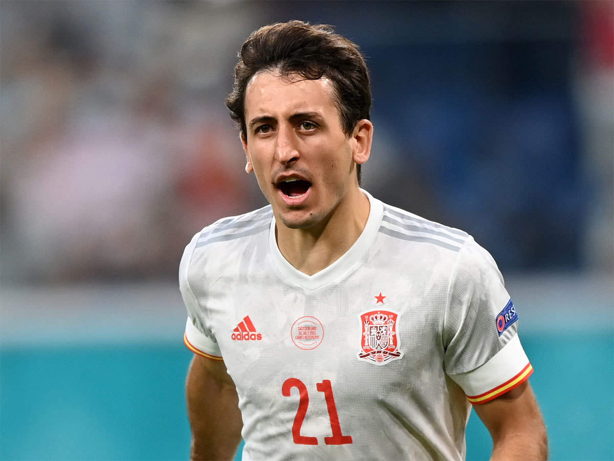 Spain never doubted themselves despite criticism, says Mikel Oyarzabal   Football News - Times of India