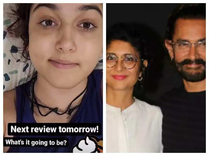 Ira Khan shares a cryptic post after Aamir Khan and Kiran Rao announce their divorce