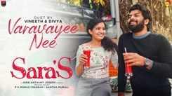 Malayalam Song 2021: Latest Malayalam Video Song 'Varavayi Nee' from 'Sara's' Ft. Anna Ben and Sunny Wayne