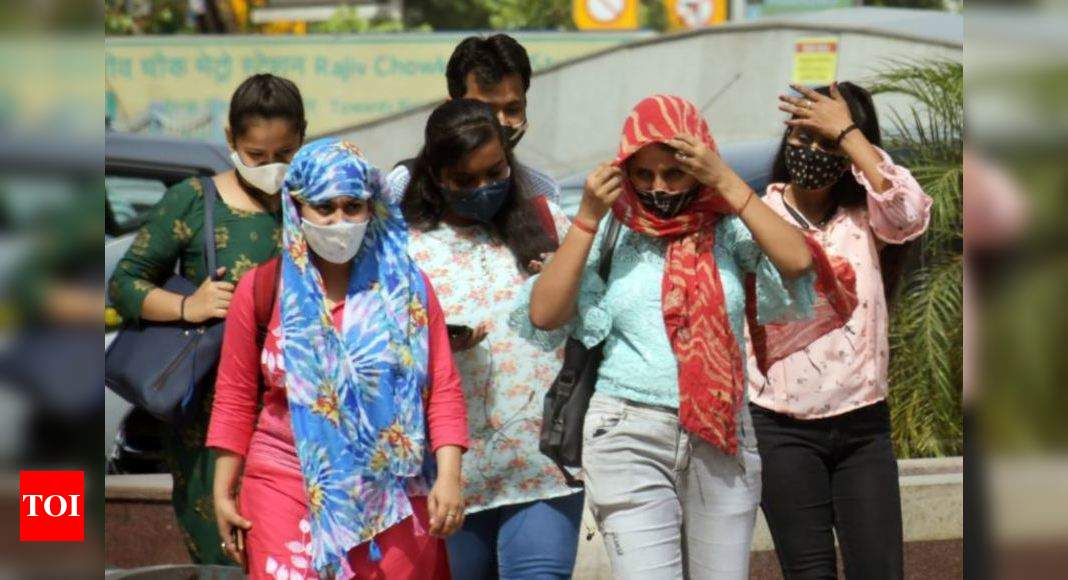 Photo of Northern plains reel under hot weather conditions; monsoon revival expected from July 8 | India News