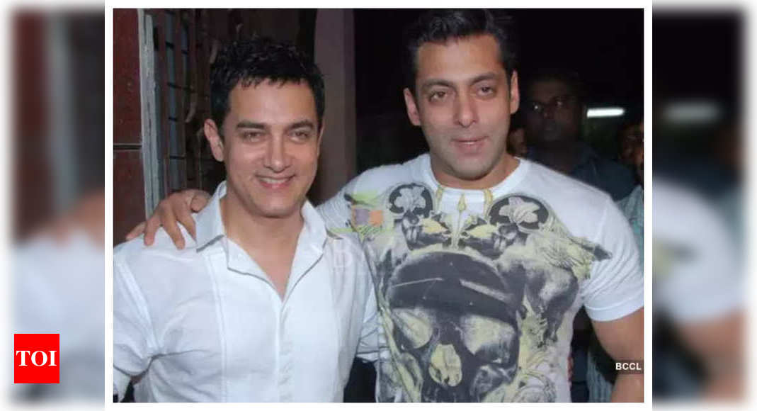 Did you know Salman Khan helped Aamir Khan move on from his divorce with Reena Dutta ? – Times of India