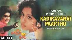 Pookkal Vidum Thudhu | Song - Kadiravanai Paarthu (Audio)