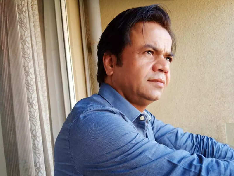 Rajpal Yadav: My father's name has always been in my passport; it is just  that now it will be seen on screen | Hindi Movie News - Times of India
