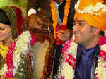 Pictures of MS Dhoni's special gift to wifey Sakhi Dhoni on their anniversary go viral