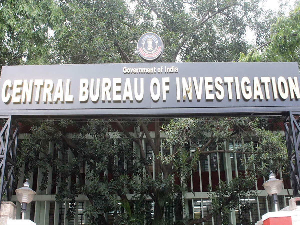 Gomti river front scam: CBI raids 40 locations in Uttar Pradesh, 3 other  states | Lucknow News - Times of India