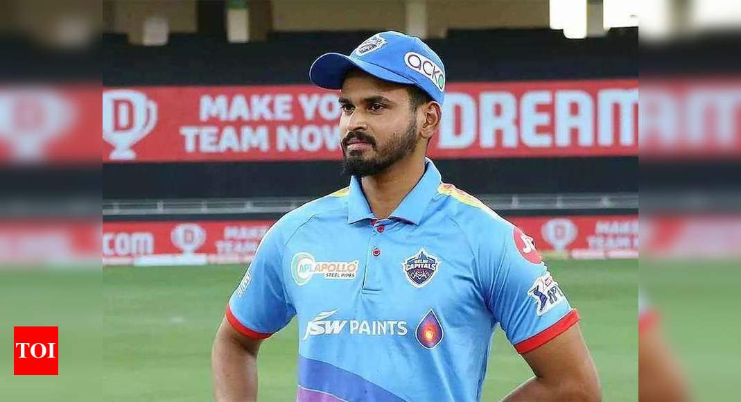Healing process of shoulder is done, will be there in IPL, says Shreyas Iyer | Cricket News – Times of India