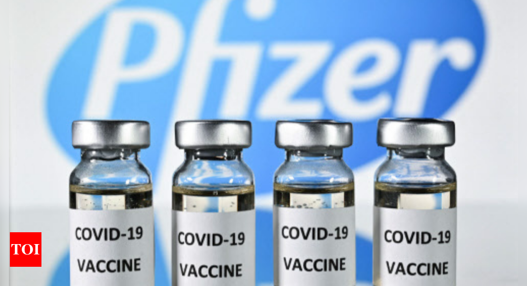 Sri Lanka receives first batch of US-made Pfizer Covid-19 vaccine – Times of India