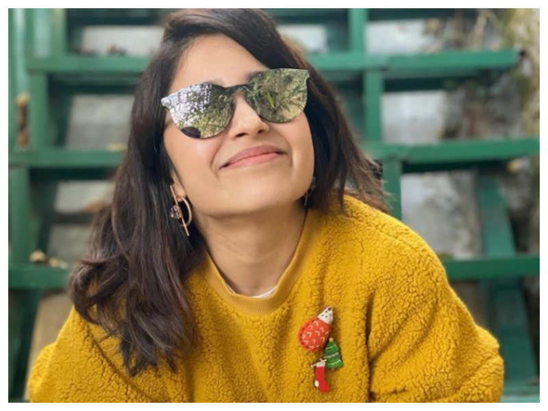 Shweta Tripathi Sharma: Every year, my husband writes a poem for me. It is very special because it is just between us