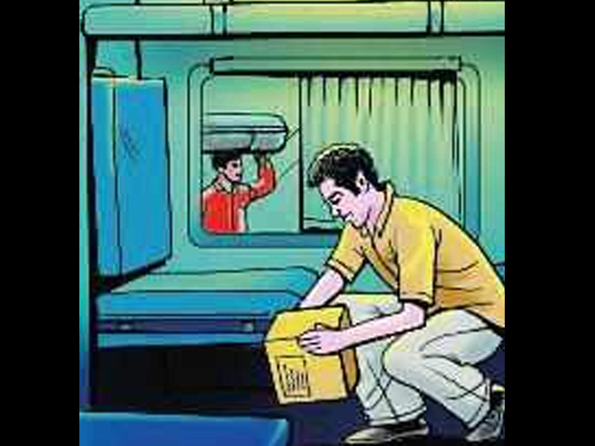 Thane: Train 'thief' who duped outstation passengers held | Thane News -  Times of India
