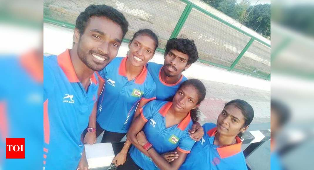 It's a high-five for TN in Tokyo athletics squad | Tokyo ...