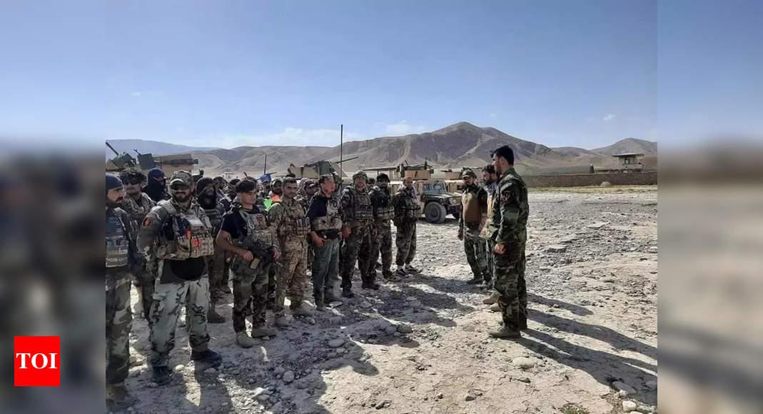 Taliban launch assault on Afghan provincial capital Qala-i-Naw: local officials