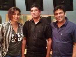 Afzal Yusuff shares memories of recording with Shreya Ghoshal