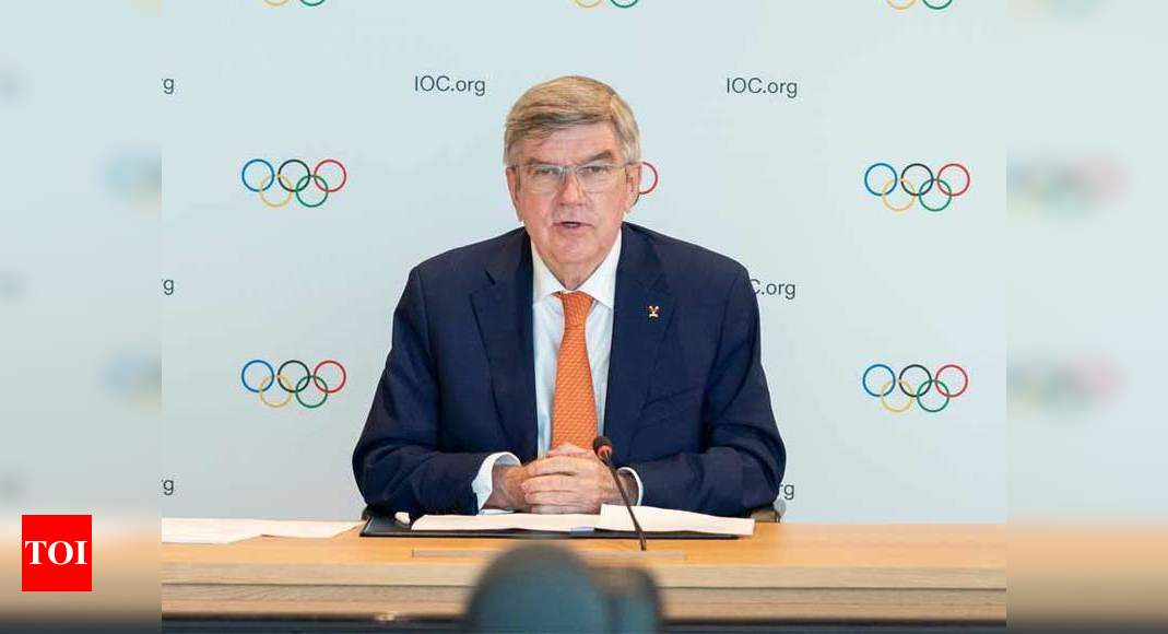 Keep politics out of the Games: Olympics chief | Tokyo ...