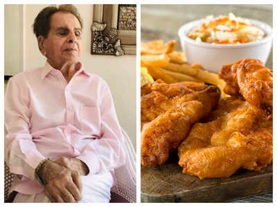When Dilip Kumar ordered Fried Fish to 'feel better'