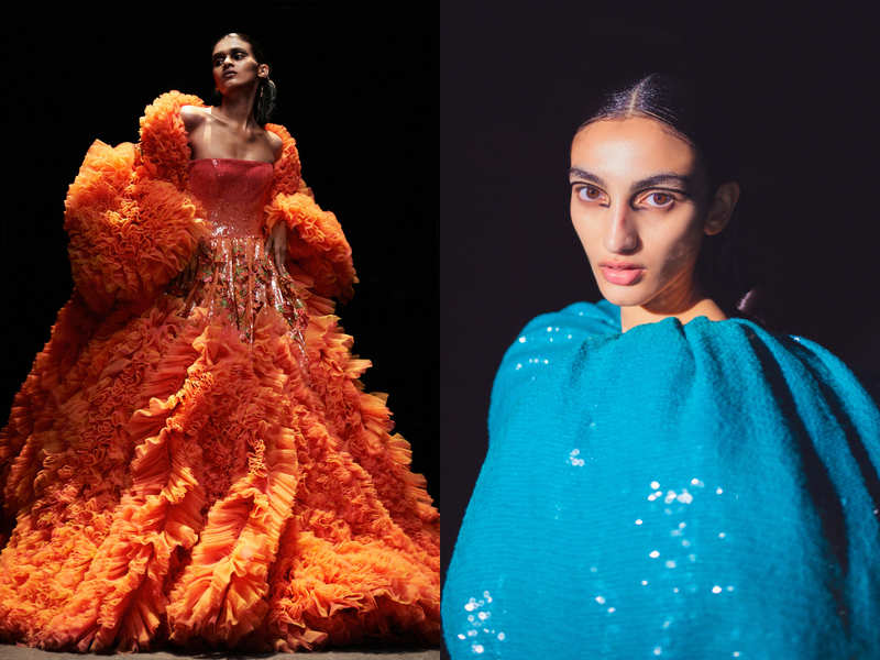 Rahul Mishra's haute couture collection is a sight to behold