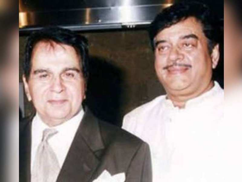 Shatrughan Sinha wonders why Dilip Kumar didn't get a Bharat Ratna-  Exclusive!   Hindi Movie News - Times of India