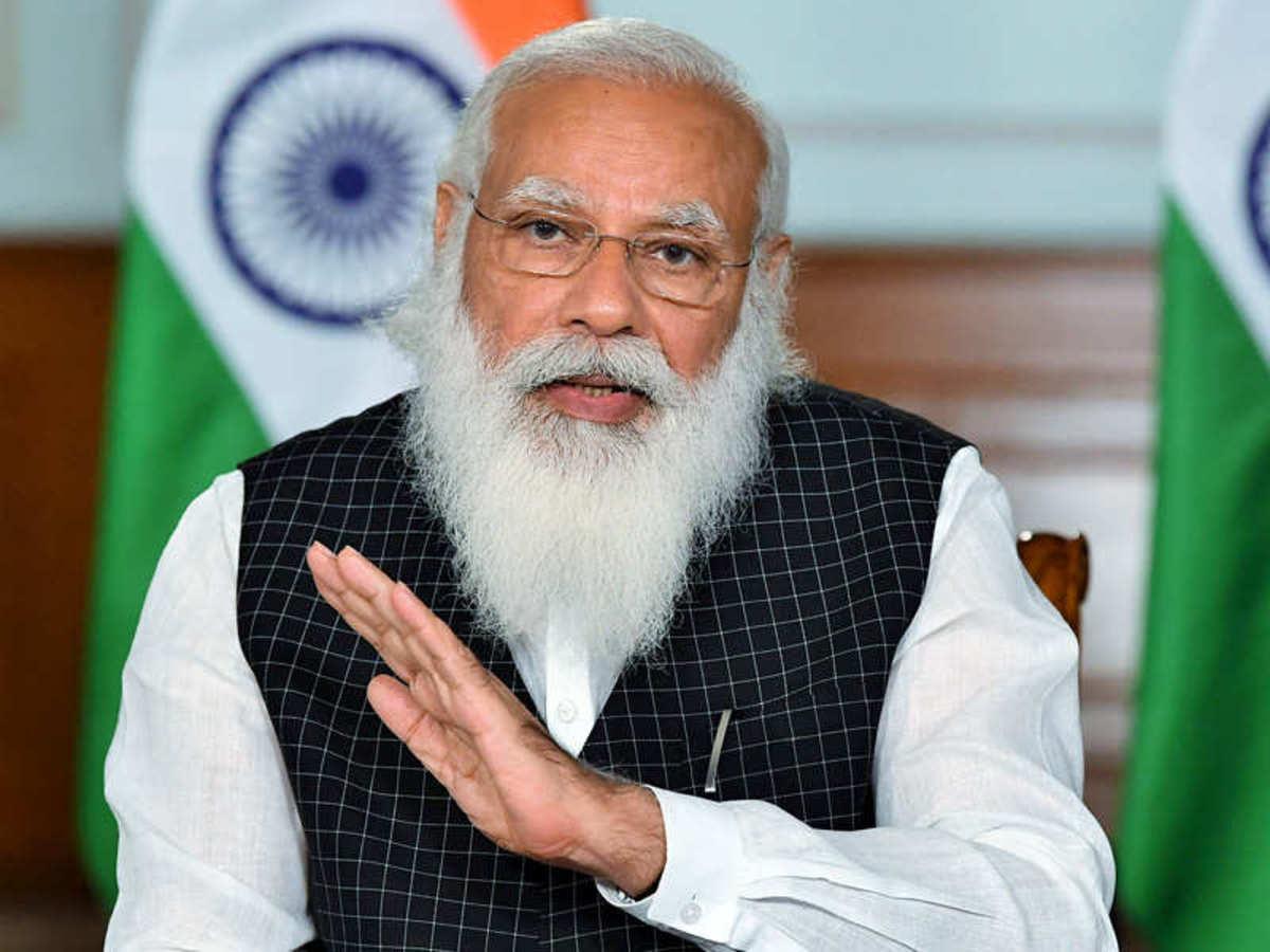 Virbhadra Singh Death: PM Narendra Modi condoles demise of Virbhadra Singh | India News - Times of India