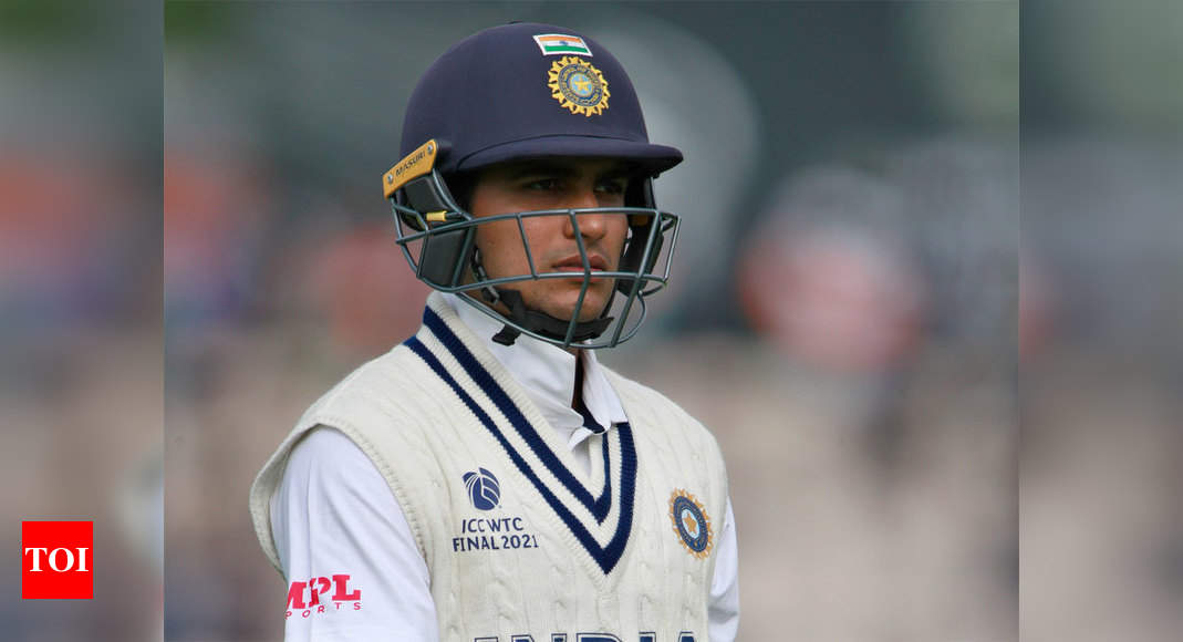 That's selectors' call: Sourav Ganguly on no replacement for injured Shubman Gill in England | Cricket News – Times of India
