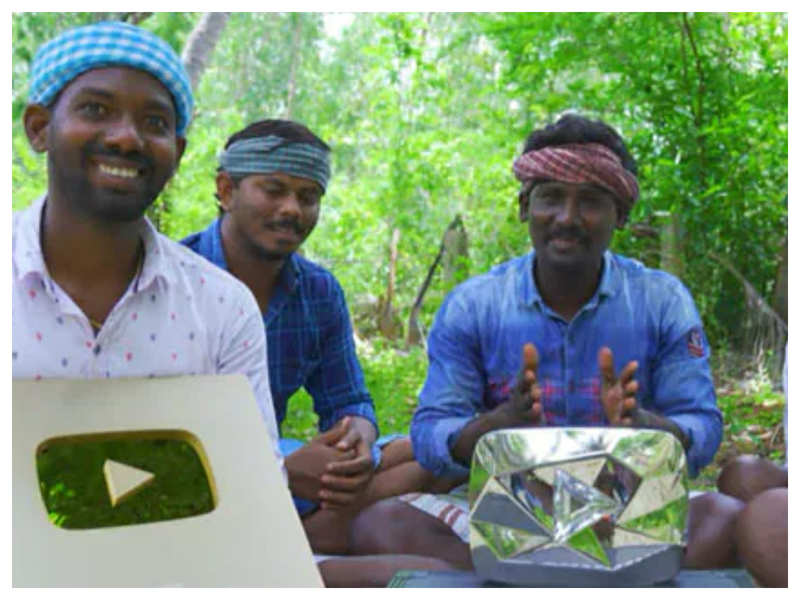 This cooking channel by South Indian villagers hits 1 crore subscribers, sets a record