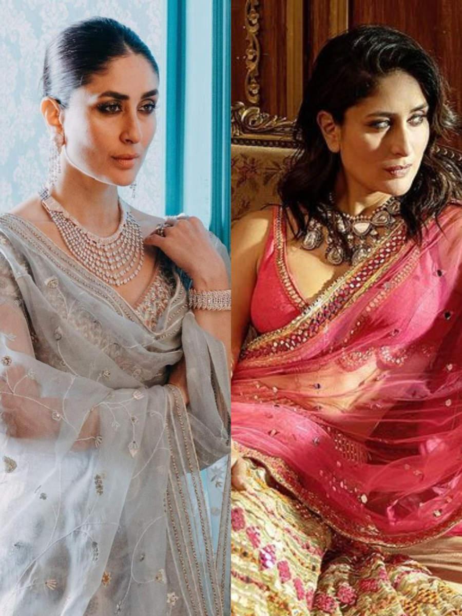 Kareena Kapoor's bridal looks for your wedding inspo