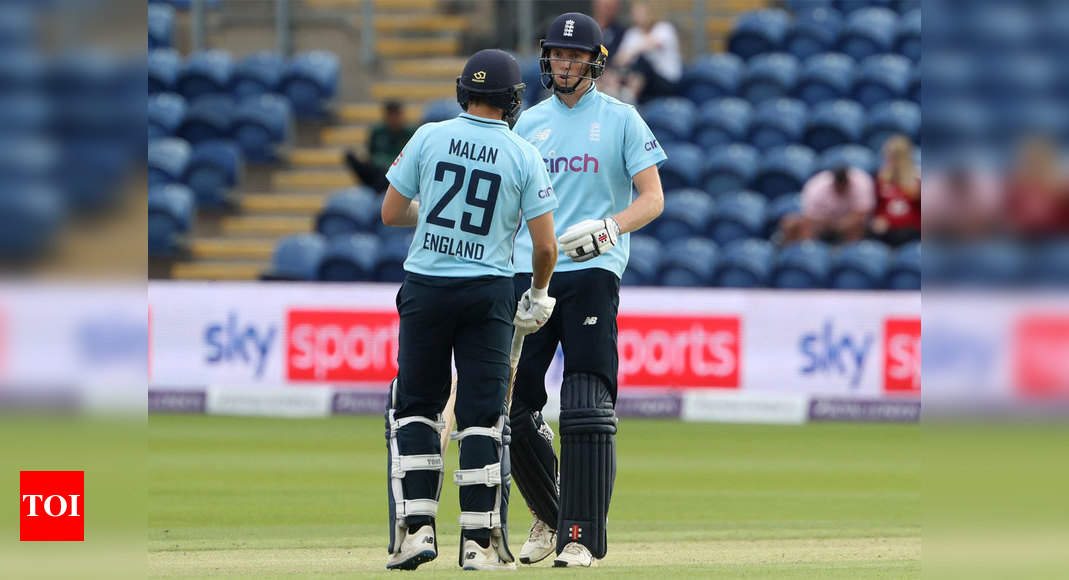 New-look England thrash Pakistan in ODI opener | Cricket News – Times of India