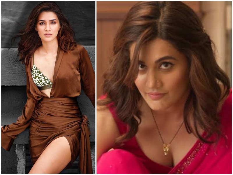 Was Kriti Sanon supposed to play the bold Rani Kashyap in 'Haseen Dillruba'?- Exclusive!