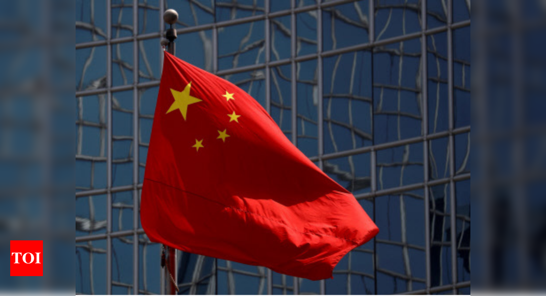 China criticises US moves to expand financial sanctions – Times of India