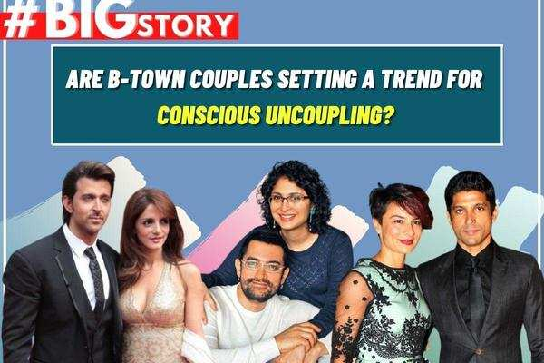 #BigStory! Is B-town setting trend for conscious uncoupling?