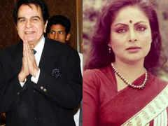 Baghban was to feature Dilip Kumar-Rakhee