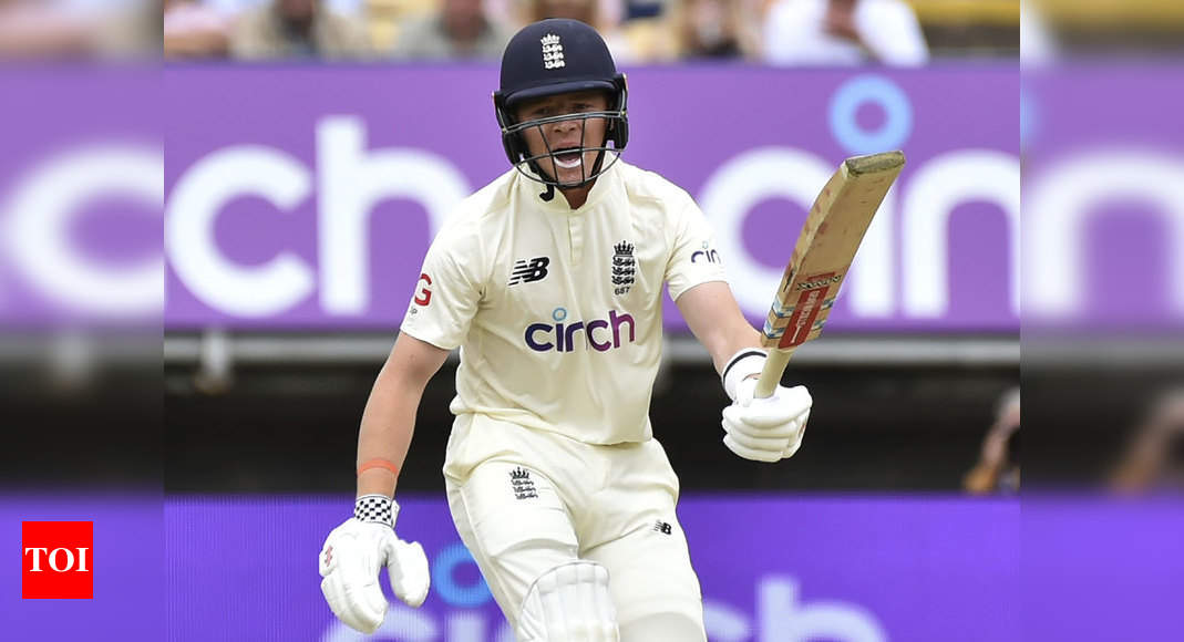 Injured Ollie Pope doubtful for first Test against India | Cricket News – Times of India