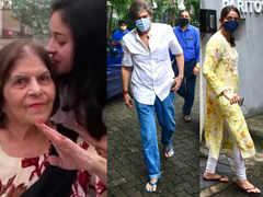 Ananya Panday's grandmother passes away