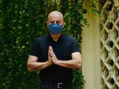 Anupam Kher on how he deals with sadness
