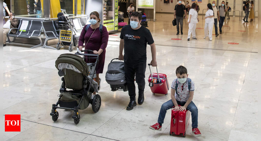 EU green pass: Which European countries can Indians travel to amid Covid pandemic?   India News – Times of India