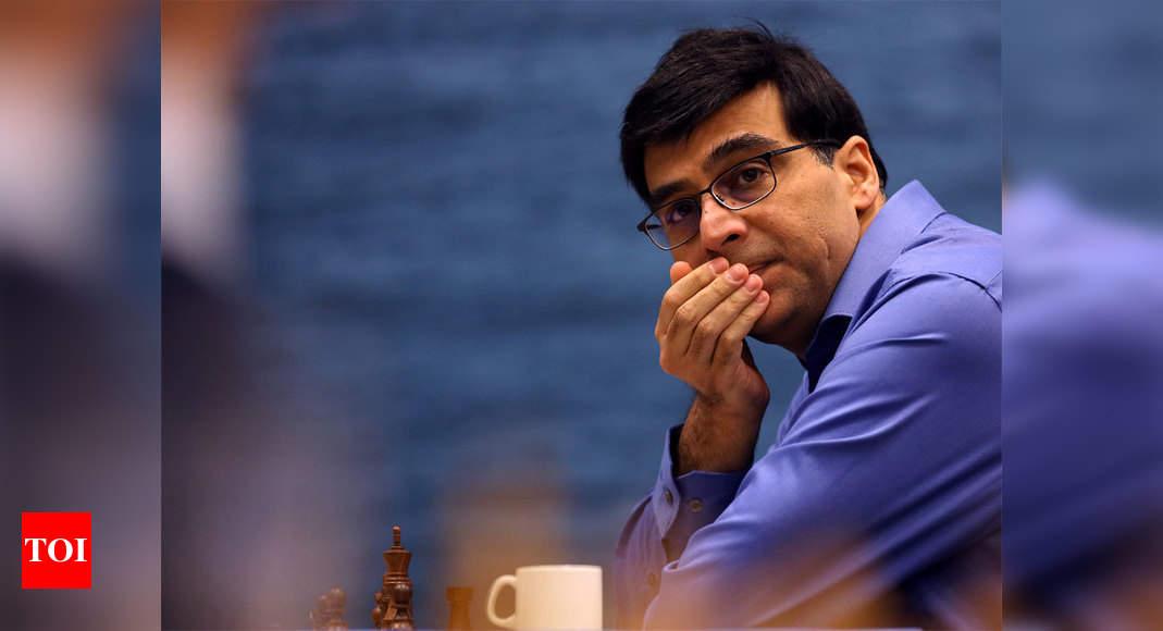 Viswanathan Anand beats Garry Kasparov in Croatia Grand Chess Tour   Chess News – Times of India