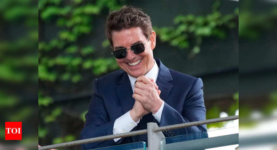 England aim to be Euro 'Top Guns' after call from Tom Cruise   Football News – Times of India