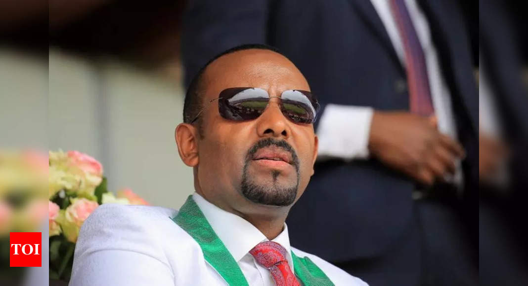 Ethiopia PM Abiy's party wins landslide victory in parliamentary election – Times of India