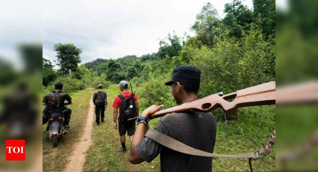 Walking with Myanmar's anti-junta fighters thumbnail