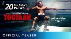 'Toofaan' Trailer: Farhan Akhtar And Mrunal Thakur Starrer 'Toofaan' Official Trailer