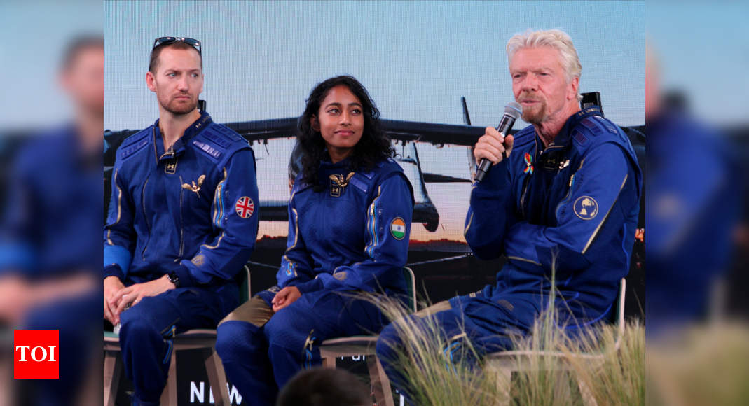 Tourism eyes final frontier as Richard Branson soars into space – Times of India
